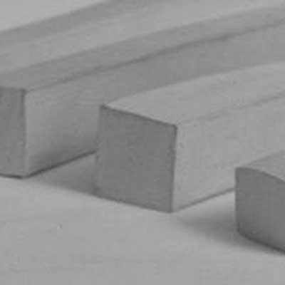 Rectangular Sections Rubber Silicone