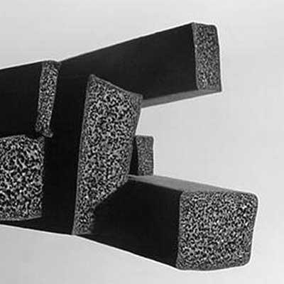 Rectangular Sections Foam Sponge