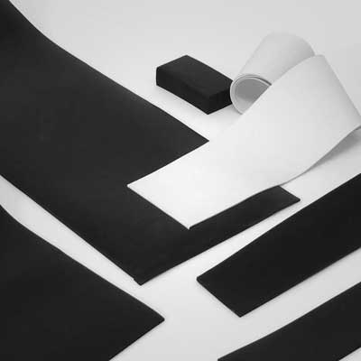 Industrial Rubber Strips And Pads