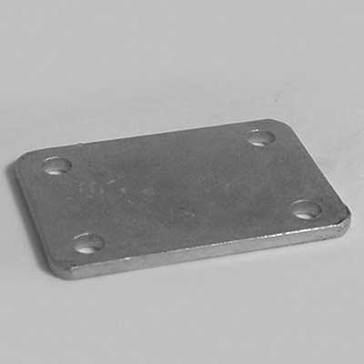 Trailer Parts Clamp Plate