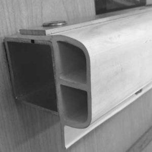 White B Fendering Hollow-Profiles-
